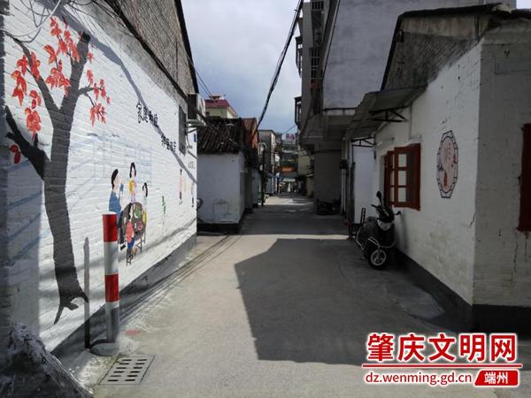 """城东街道厚岗村""""家庭和睦、邻里乡亲""""主题墙绘.jpg"""