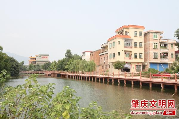 白石村入选广东改革开放示范百村
