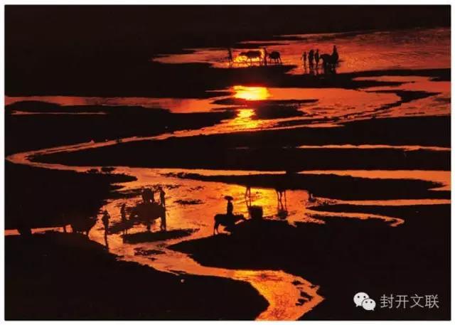 第二届两广六县西江风情摄影作品联展