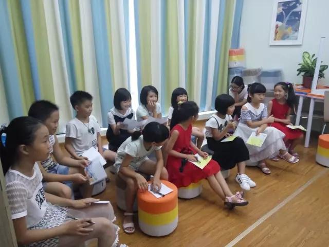 小学生人际交往团体心理辅导