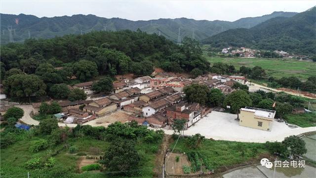 四会市茅坳村:打造有特色的美丽乡村