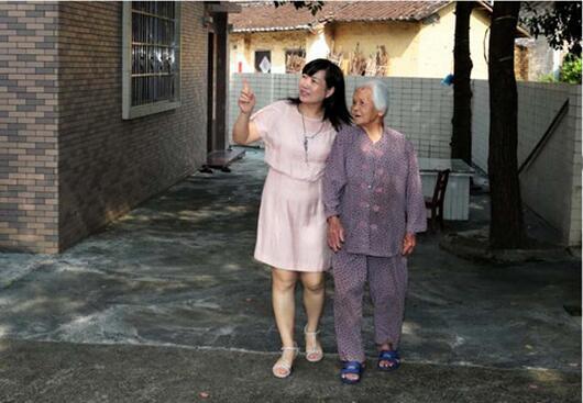 最美婆媳:陈福兰 翁梅芳