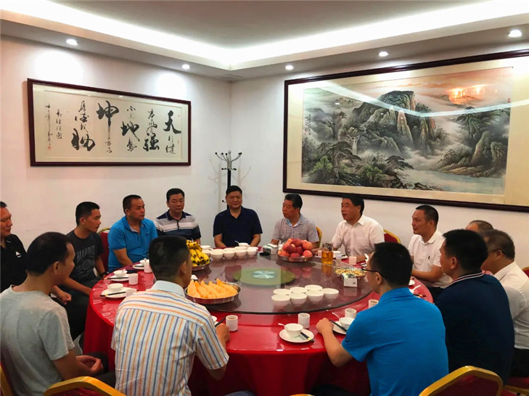 """肇庆市生态环境局召开""""八一""""建军节退役军人座谈会"""