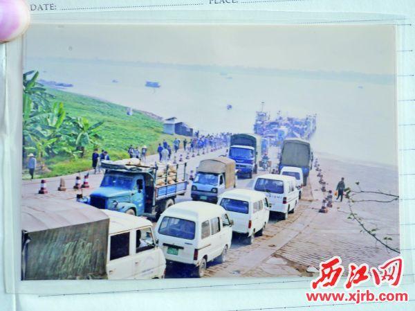 肇庆二塔战备渡口:昔日城市大动脉