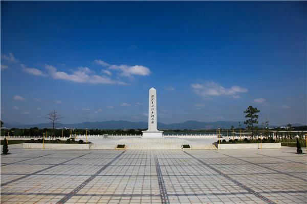 沙浦革命烈士纪念碑